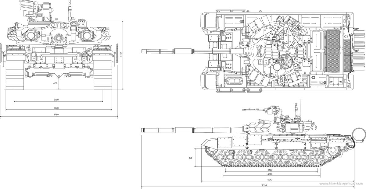Blue prints of mbts armored vehicle history world of tanks t 90 blue printsg challenger 2 malvernweather Choice Image