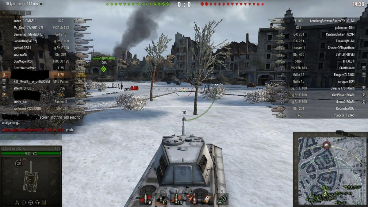 World of tanks unfair matchmaking