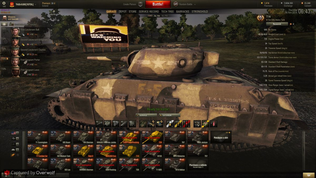 wot mod war chest