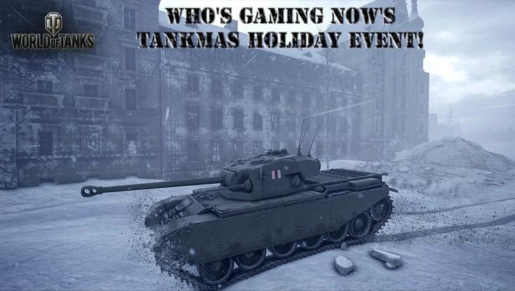Merry Tanksmas!