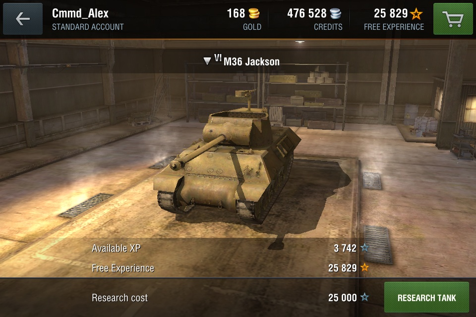 USA tech tree-Jackson - General Discussion - World of Tanks