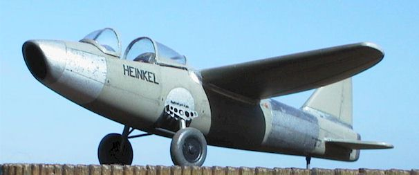 Heinkel He-178 - Historical Ai...
